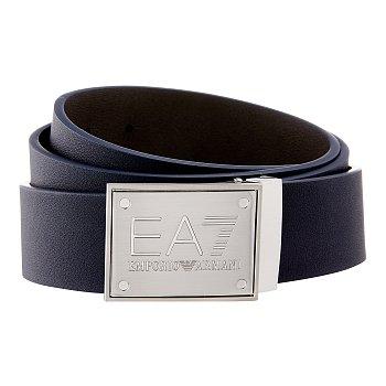 EA7 메탈 버클 벨트