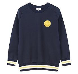 윙크 처비 크루넥 스웻 셔츠