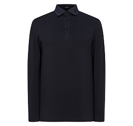 [Men] KV 슬림 롱 슬리브 피케 셔츠