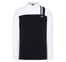 [Men] 다니엘 슬림 롱 피케 셔츠