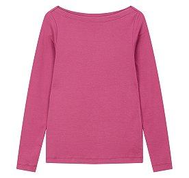★갭 여성 18년 HOLIDAY★ 모던 보트넥 티셔츠