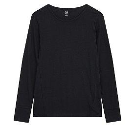 ★갭 여성 18년 HOLIDAY★ 심플 크루넥 코튼 티셔츠