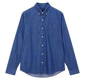 ★갭 남성 18년 HOLIDAY★ 원 포켓 트윌 셔츠