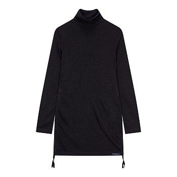 [REGULATION]사이드 스트링 터틀넥 티셔츠