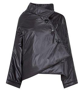 [REGULATION]언발란스 스냅 패디드 자켓