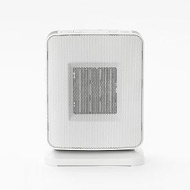 따뜻한 바람 회전하는 히터