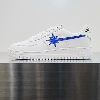 [STAR WALK] SW200310034 SNKRS (WHITE/BLUE)