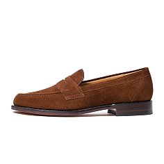 Eton Brown Suede 로크 이튼 / SHOEMAKERS