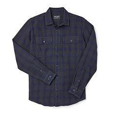 2020 SCOUT SHIRT BLACK/INDIGO 필슨 스카우트 셔츠