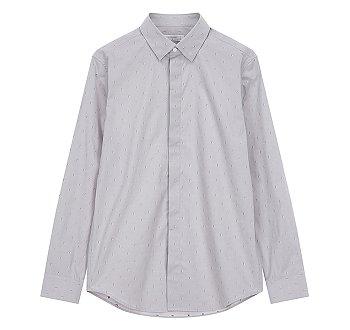 [FORMAL] 올오버 패턴 셔츠