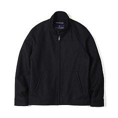 Leo Mens Blouson Black 런던 트레디션 레오 블루종 자켓