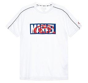 마블 그래픽 스포츠 티셔츠