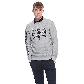 TRIPPY LOGO PULLOVER 무스너클 남성 트리피 로고 풀오버 티셔츠 (19SM19MS604MK209)