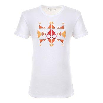 TRIPPY LOGO T-SHIRT 무스너클 여성 트리피 로고 티셔츠 (19SM19LT704MK160)