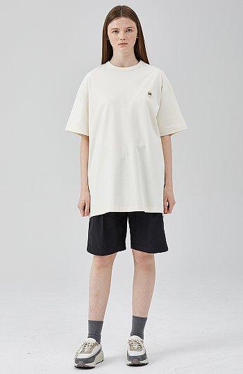 백 레터 티셔츠