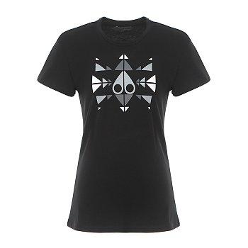 TRIPPY LOGO T-SHIRT 무스너클 여성 트리피 로고 티셔츠 (19SM19LT704MK292)