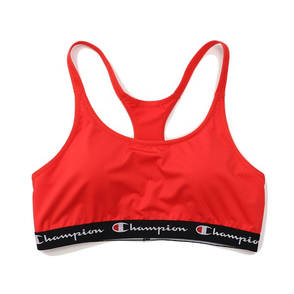 WOMEN'S REGULAR BRALETTE - RED (CW3-M301) 챔피온 여성 브라렛