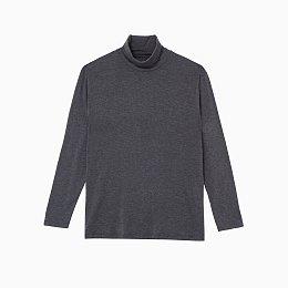 자주 온 남성 터틀넥 티셔츠