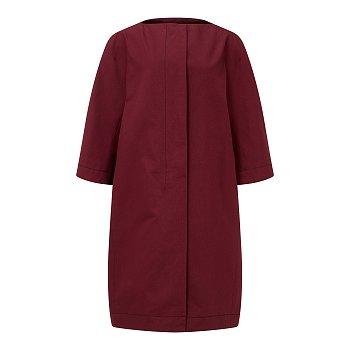 히든 클로징 루즈핏 코트