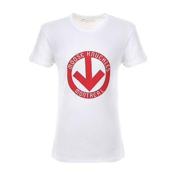 RENDEZ-VOUS T-SHIRT 무스너클 여성 랑데부 티셔츠 (19SM19LT706MK160)