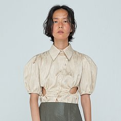 Prune Shirts / Light Beige