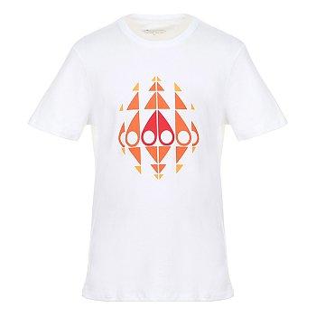 TRIPPY LOGO T-SHIRT 무스너클 남성 트리피 로고 티셔츠 (19SM19MT703MK160)