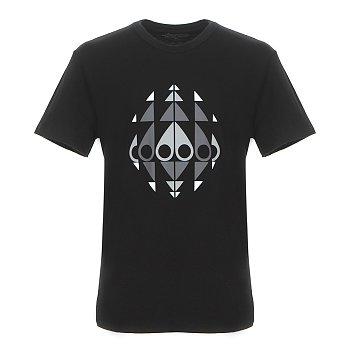 TRIPPY LOGO T-SHIRT 무스너클 남성 트리피 로고 티셔츠 (19SM19MT703MK292)