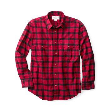 ALASKAN GUIDE SHIRT RED/BLACK 필슨 알라스칸 가이드 셔츠