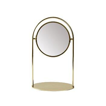 CB) 레이블 탁상 거울