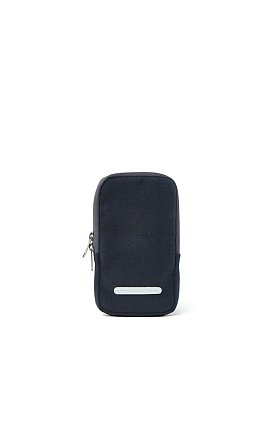 PACK SLIM CASE 105 WAXED CANVAS NAVY