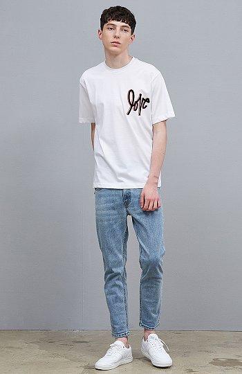 부부의 커플룩! 신예진님 착용 ♥LOVE♥ 빅러브 반팔 티셔츠