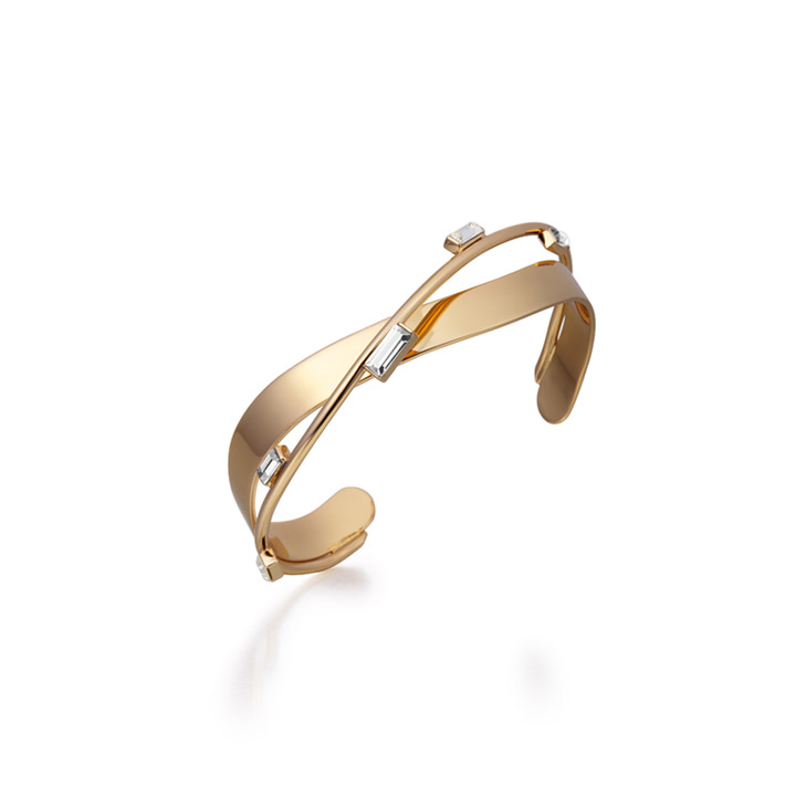 Julia Bangle_GOLD