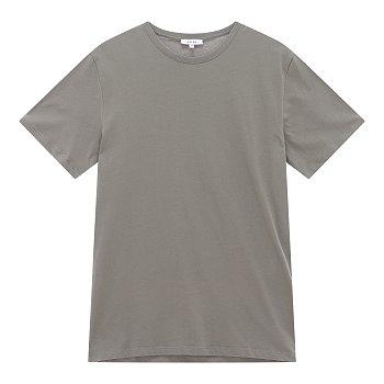 솔리드 크루넥 반팔 티셔츠 (BLESS)