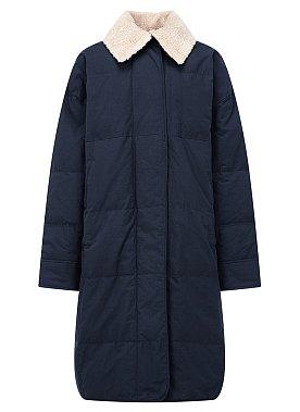 오버사이즈 다운 코트