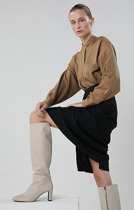 LOOSE LONG BOOTS