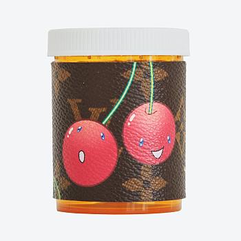 [Sarah Coleman] Pill Box L(LV Cherry)