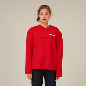 V-NECK REFORMATION SWEAT SHIRT