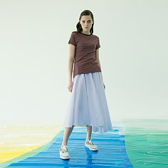 Extreme Full Skirt (Ice Lilac)