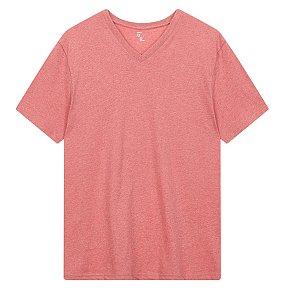 에센셜 브이넥 컬러 티셔츠