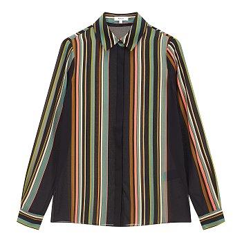 컬러풀 스트라이프 셔츠(LOVA)