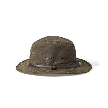 TIN CLOTH PACKER HAT OTTER GREEN 필슨 틴 클로스 패커 햇