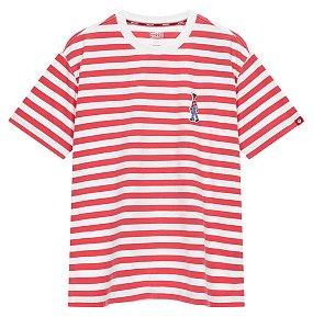 월리 스트라이프 티셔츠