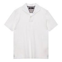 원 버튼 폴로 피케 셔츠