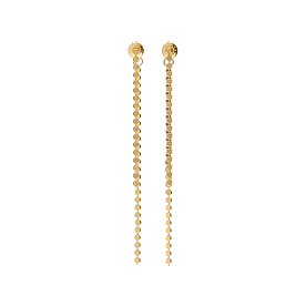 Dreamer Dots Drop Earrings_GOLD