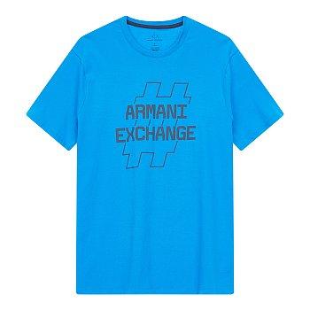 샾 레터링 로고 티셔츠