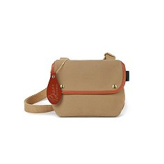 AVON Mini Shoulder Bag Khaki 브래디 백 에이번 미니 숄더백