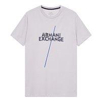 레이어링 로고 반팔 티셔츠