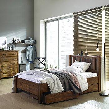 브라우니) 침대 GSS (쇼콜라24)