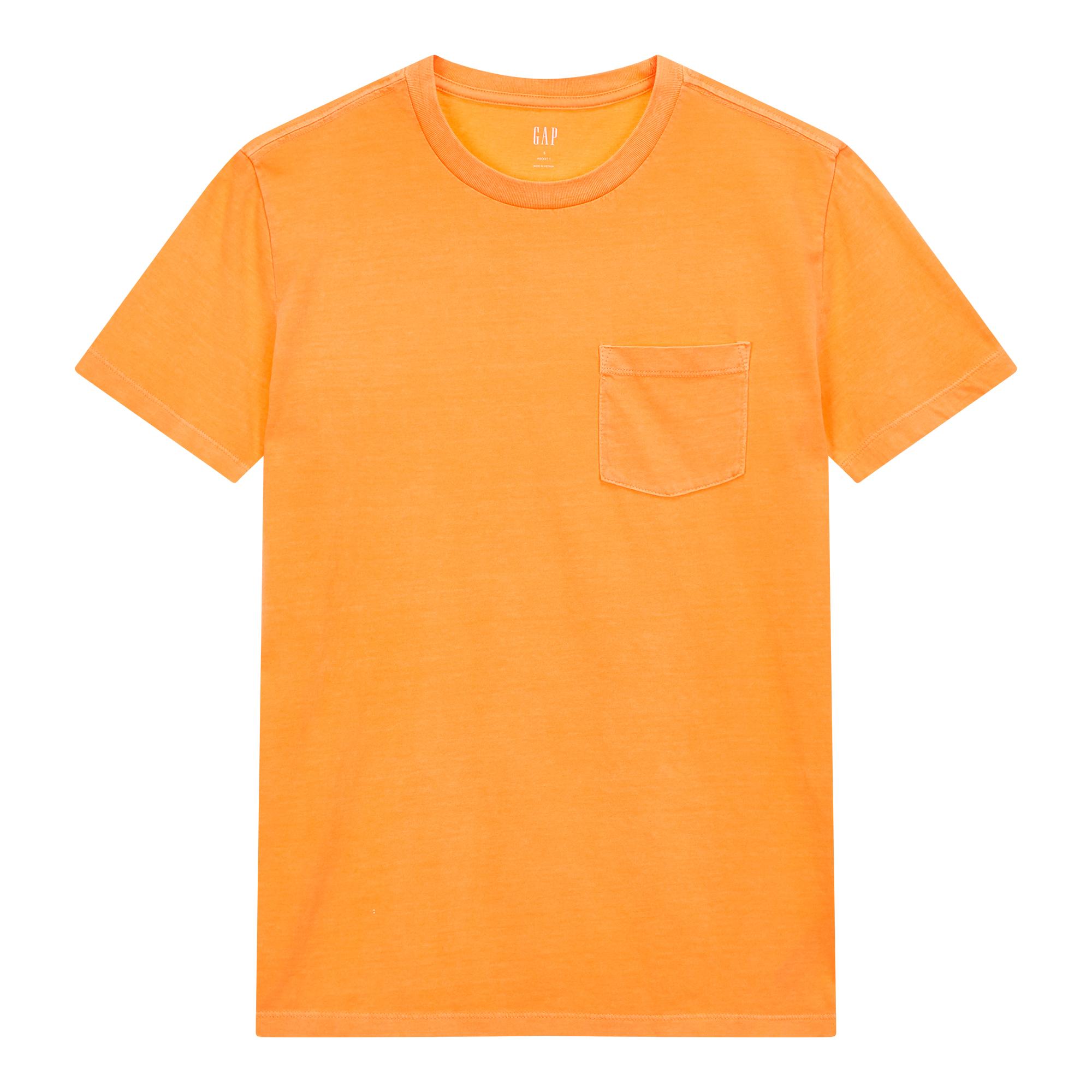 ★갭 남성 19년 SUMMER★ 패치 포켓 크루넥 반팔 티셔츠