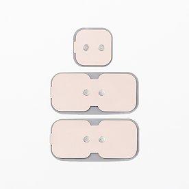 저주파로 시원한 마사지기 패드 리필_3P 핑크